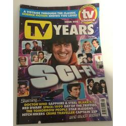TV Years Magazine Issue Five - Sci Fi