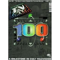 TV Zone Magazine 100