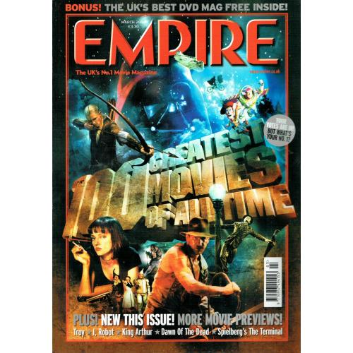 Empire Magazine 177 - 2004 (100 Greatest Movies of all Time)