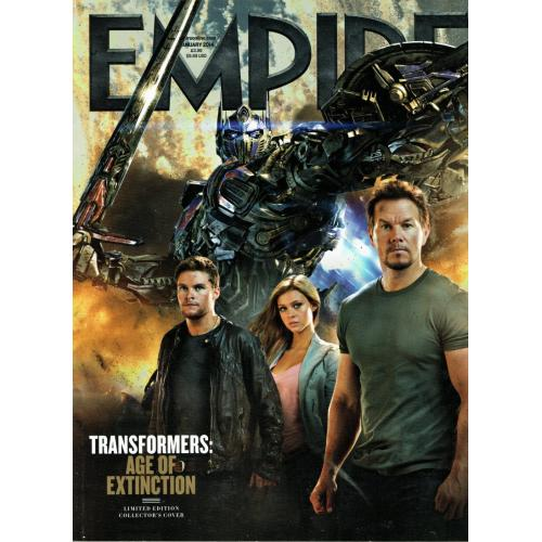 Empire Magazine 295 - 2014 (Transformers Cover)